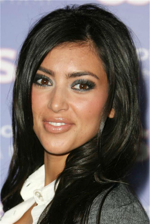 Kim Kardashian attends US Weekly&#39;s Hot Hollywood Fresh 15 event celebrating Hollywoods hottest young stars in Los Angeles on Sept. 21, 2006. <span class=meta>(Jen Lowery &#47; Startraksphoto.com)</span>
