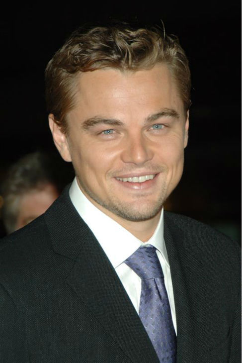 The &#39;Periwinkle-Power-Tie&#39; stare: Leonardo DiCaprio attends the premiere of &#39;Blood Diamond&#39; in Hollywood, California on Dec. 6, 2006. <span class=meta>(Jen Lowery &#47; Startraksphoto.com)</span>