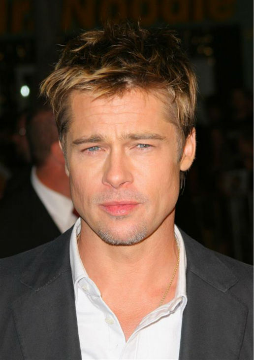 Brad Pitt attends the premiere of &#39;Babel&#39; in Westwood, near Los Angeles, on Nov. 5, 2006. <span class=meta>(Michael Williams &#47; Startraksphoto.com)</span>