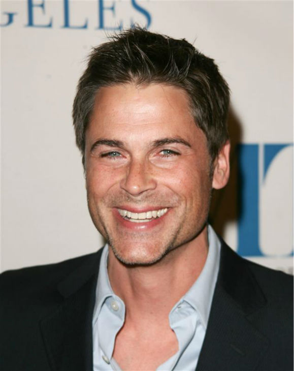 The time Rob Lowe was incredibly good-looking at the 2007 William S. Paley Television festival featuring &#39;Brothers and Sisters&#39; at the Museum of Television and Radio in Los Angeles on March 5, 2007. <span class=meta>(Andy Fossum &#47; Startraksphoto.com)</span>