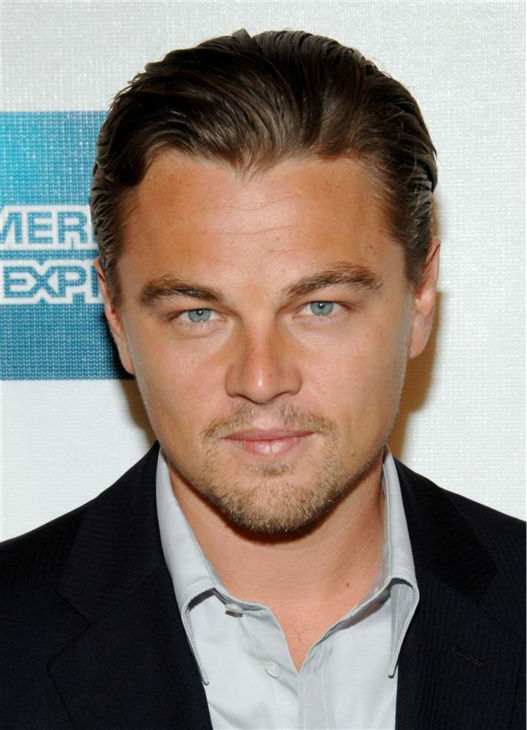 The &#39;Casual-Chic&#39; stare: Leonardo DiCaprio attends the premiere of &#39;Gardener of Eden&#39; during the 2007 Tribeca Film Festival in New York on April 26, 2007. <span class=meta>(Paul Hawthorne &#47; Startraksphoto.com)</span>
