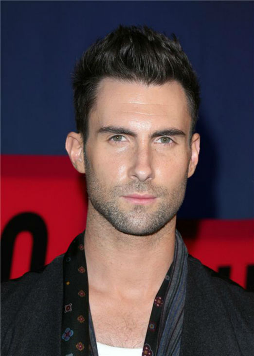 The &#39;It&#39;s-VMAs-Time&#39; stare: Adam Levine attends the 2007 MTV Video Music Awards in Las Vegas on Sept. 9, 2007. <span class=meta>(Jen Lowery &#47; Startraksphoto.com)</span>