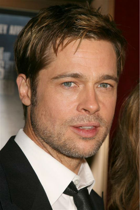 Brad Pitt attends the premiere of &#39;The Assassination of Jesse James&#39; in New York on Sept. 18, 2007. <span class=meta>(Dave Allocca &#47; Startraksphoto.com)</span>