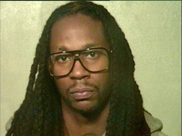 "<div class=""meta ""><span class=""caption-text "">Rapper 2 Chainz -- real name Tauheed Epps -- is seen in this mug shot taken after he and 10 other people were arrested in Oklahoma on Aug. 22, 2013 after refusing to get off a tour bus for almost nine hours following a traffic stop. He and the others are accused of obstructing a police officer. (Oklahoma County Sheriff's Office)</span></div>"