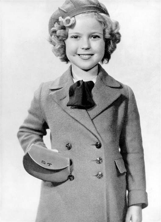 Shirley Temple appears in a photo taken during the 1930s. The iconic child star died on Feb. 10, 2014 at the age of 85. <span class=meta>(ABACA &#47; startraksphoto.com)</span>