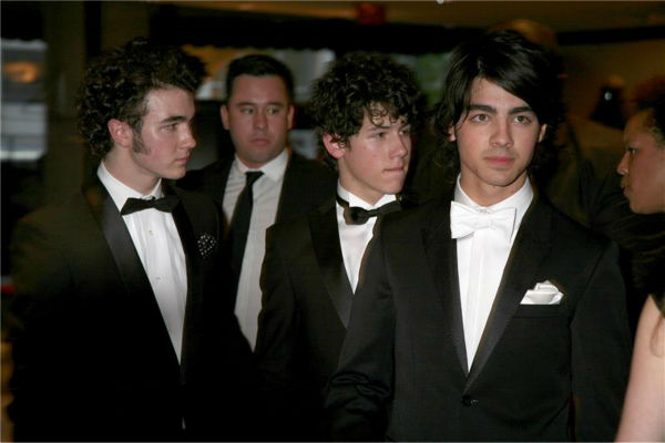The time the Jonas Brothers attended the prestigious White House Correspondents&#39; Dinner at the White House on April 25, 2008. <span class=meta>(Richard Young &#47; Startraksphoto.com)</span>