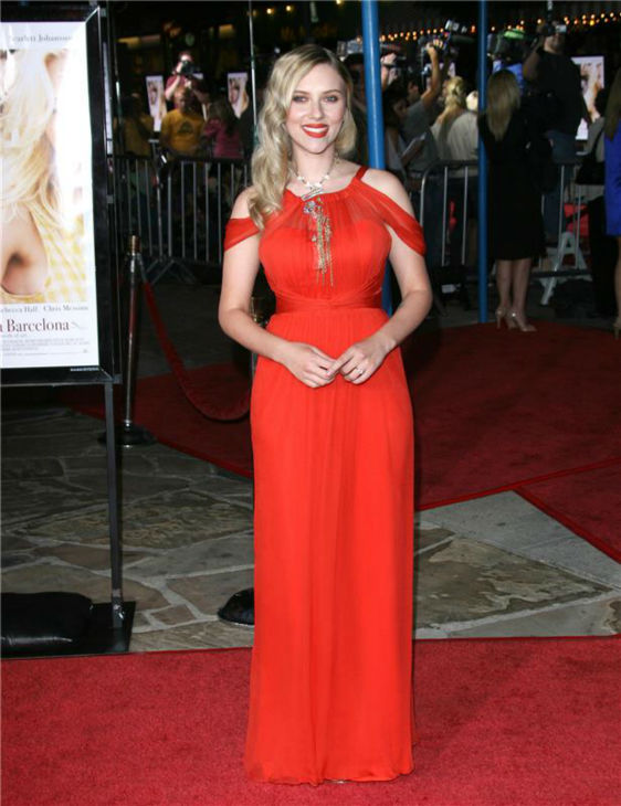 "<div class=""meta ""><span class=""caption-text "">Scarlett Johansson attends the premiere of 'Vicky Cristina Barcelona' in Westwood, near Los Angeles, on Aug. 4, 2008. (Andy Fossum / Startraksphoto.com)</span></div>"