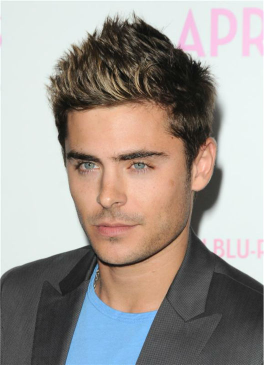 Zac Efron attends the premiere of &#39;Sharpays Fabulous Adventure&#39; in Los Angeles on April 7, 2011. <span class=meta>(Sara De Boer &#47; Startraksphoto.com)</span>