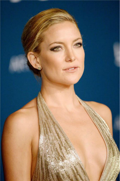 Kate Hudson appears at the LACMA Art and Film Gala, honoring Martin Scorsese And David Hockney, at the Los Angeles County Museum of Art on Nov. 2, 2013. <span class=meta>(Lionel Hahn &#47; AbacaUSA &#47; Startraksphoto.com)</span>