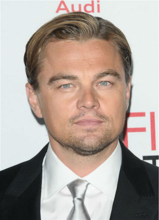 The &#39;Blond-In-Headlights&#39; stare: Leonardo DiCaprio attends the premiere of &#39;J. Edgar&#39; during 2011 AFI Fest in Hollywood, California on Nov. 3, 2011. <span class=meta>(Sara De Boer &#47; Startraksphoto.com)</span>