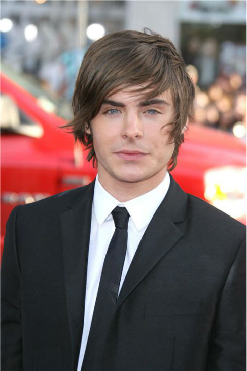 Zac Efron attends the premiere of &#39;17 Again&#39; in Los Angeles on April 14, 2009. <span class=meta>(Jen Lowery &#47; Startraksphoto.com)</span>