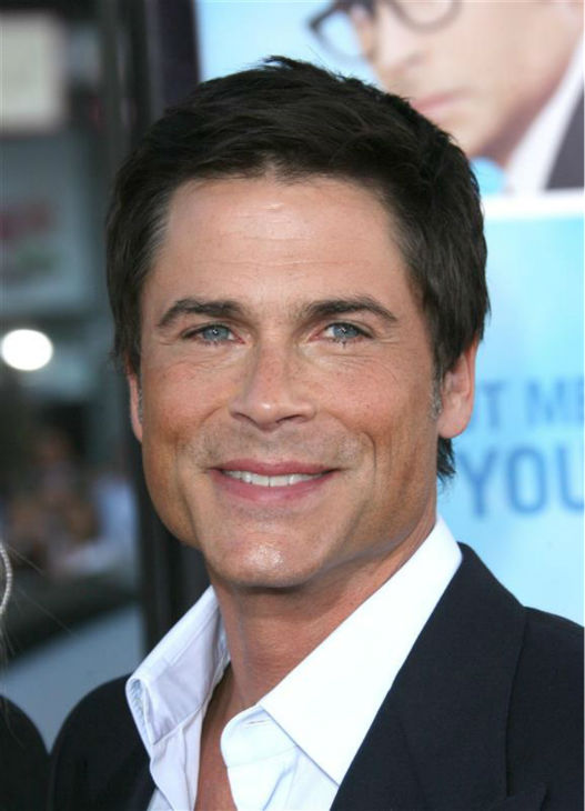 It&#39;s SERIOUSLY NO LIE that Rob Lowe was incredibly good-looking at the premiere of &#39;The Invention of Lying&#39; in Los Angeles on Sept. 21, 2009. <span class=meta>(Jen Lowery &#47; Startraksphoto.com)</span>