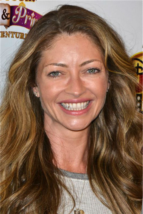 Rebecca Gayheart attends the premiere of the Disney Junior Live On Tour! Pirate and Princess Adventure event in Hollywood, California on Sept. 29, 2013. <span class=meta>(Tony DiMaio &#47; Startraksphoto.com)</span>