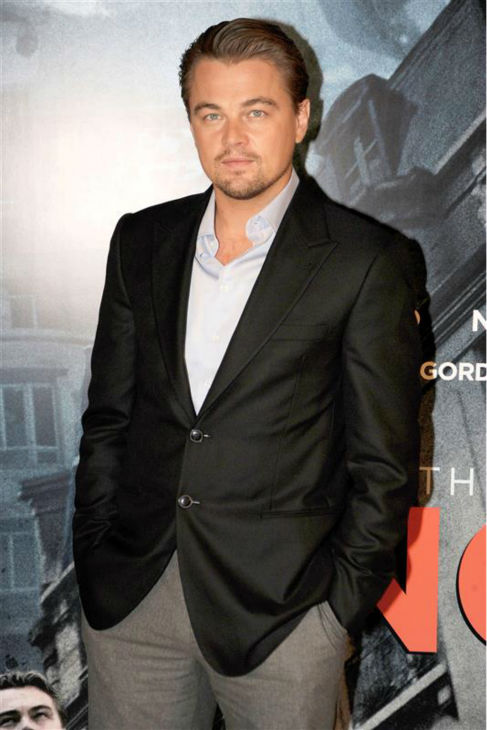 The &#39;Things-Are-Not-As-They-Seem&#39; stare: Leonardo DiCaprio attends a photo call for the movie &#39;Inception&#39; at the Dorchester Hotel in London on July 7, 2010. <span class=meta>(Richard Young &#47; Startraksphoto.com)</span>