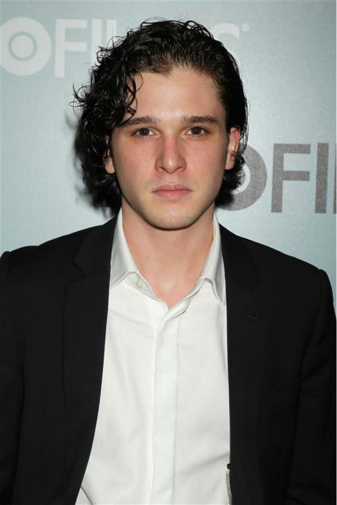 The &#39;Pre-Jon-Snow-Knows-Nothing&#39; stare. &#40;Kit Harington appears at a screening for the movie &#39;The Sunset Limited&#39; in New York on Feb. 1, 2011.&#41; <span class=meta>(Dave Allocca &#47; Startraksphoto.com)</span>