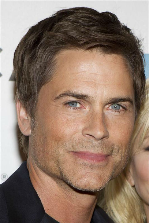 The time Rob Lowe was incredibly good-looking at the premiere of &#39;Knife Fight&#39; at the 2012 Tribeca Film Festival in New York on April 25, 2012. <span class=meta>(Kelly Jordan &#47; Startraksphoto.com)</span>
