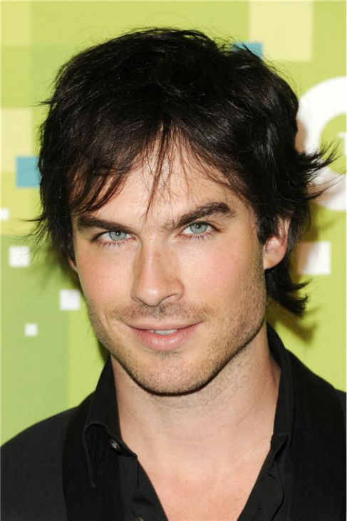 The &#39;You&#39;re-Getting-Sleepy&#39; stare: Ian Somerhalder appears at the CW Network&#39;s Upfront Presentation in New York on May 19, 2011. <span class=meta>(Bill Davila &#47; Startraksphoto.com)</span>