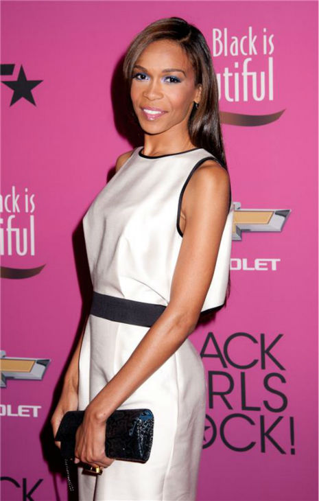 Michelle Williams of Destiny&#39;s Child fame appears at BET&#39;s 2013 Black Girls Rock event in New York on Oct. 26, 2013. <span class=meta>(Marcus Owen &#47; Startraksphoto.com)</span>