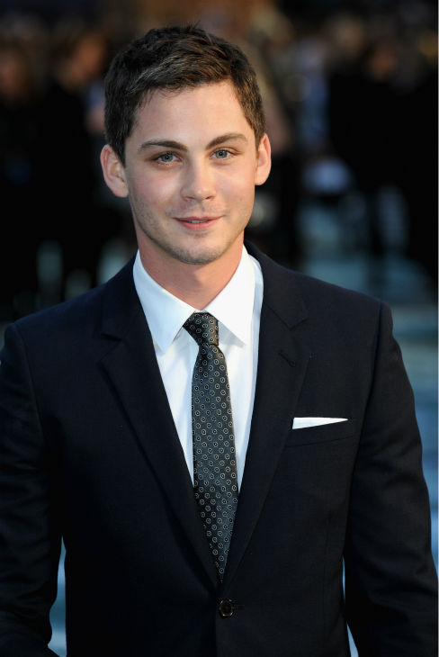 "<div class=""meta image-caption""><div class=""origin-logo origin-image ""><span></span></div><span class=""caption-text"">Logan Lerman appears at the 'Noah' London premiere on March 31, 2014. He plays Noah's so Ham. The actor also starred with 'Noah' actress Emma Watson in the 2012 film 'The Perks of Being a Wallflower.' (Dave J Hogan / Getty Images for Paramount Pictures International)</span></div>"