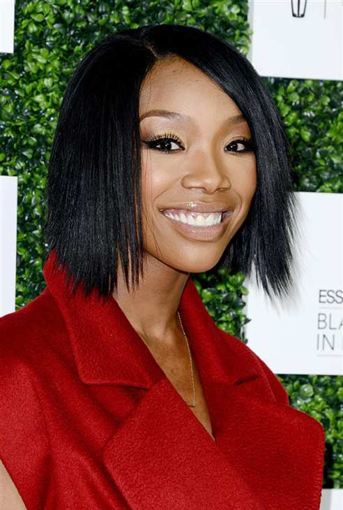 Singer Brandy and fiance Ryan Press confirmed to People magazine through a spokesperson on April 15, 2014 that they have mutually decided to end their engagement.  &#40;Pictured: Brandy appears at the 7th annual ESSENCE Black Women in Hollywood Luncheon on Feb. 27, 2014.&#41; <span class=meta>(Lionel Hahn &#47; startraksphoto.com)</span>