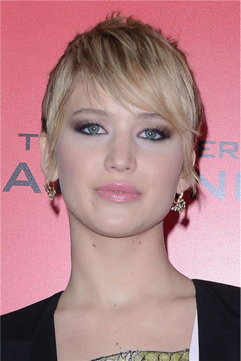&#39;The Hunger Games: Catching Fire&#39; actress Jennifer Lawrence &#40;Katniss Everdeen&#41; attends the premiere of the movie in New York on Nov. 20, 2013. <span class=meta>(Humberto Carreno &#47; Startraksphoto.com)</span>