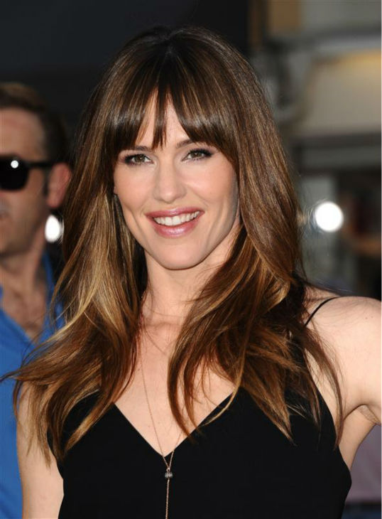 Life isn&#39;t always perfect, but it can come pretty close when you have hair like Jennifer Garner.  &#40;Pictured: Jennifer Garner appears at the premiere of &#39;Draft Day&#39; in Westwood, near Los Angeles, on April 7, 2014.&#41; <span class=meta>(Sara De Boer &#47; Startraksphoto.com)</span>