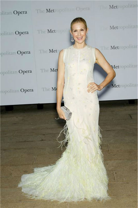 Kelly Rutherford, formerly of the TV show &#39;Gossip Girl,&#39; attends the New York Metropolitan Opera&#39;s season opening performance Of Tchaikovsky&#39;s &#39;Eugene Onegin&#39; on Sept. 23, 2013. <span class=meta>(Marion Curtis &#47; Startraksphoto.com)</span>