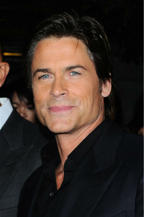 The time Rob Lowe was incredibly good-looking at the premiere of &#39;The Twilight Saga: Breaking Dawn - Part 1,&#39; which stars fellow good-looking actors Robert Pattinson and Taylor Lautner, in Los Angeles on Nov. 14, 2011. Team Rob LOWE all the way! <span class=meta>(Kyle Rover &#47; Startraksphoto.com)</span>