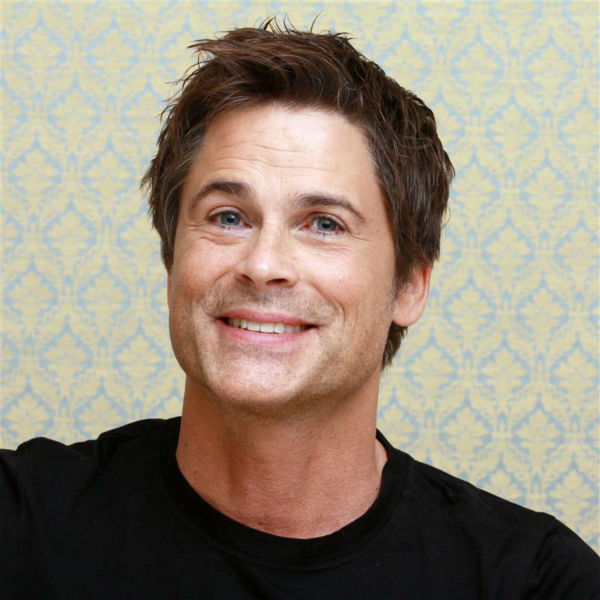 The time Rob Lowe was incredibly good-looking at a press conference for the movie &#39;Killing Kennedy&#39; at the Four Seasons hotel in Los Angeles on Oct. 15, 2013. <span class=meta>(Munawar Hosain &#47; Startraksphoto.com)</span>