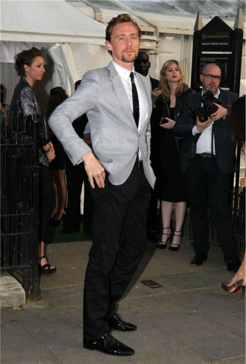 Tom Hiddleston attends Glamour Magazine&#39;s 2012 Women of the Year Awards in London on May 29, 2012. <span class=meta>(Beretta &#47; Sims &#47; Startraksphoto.com)</span>