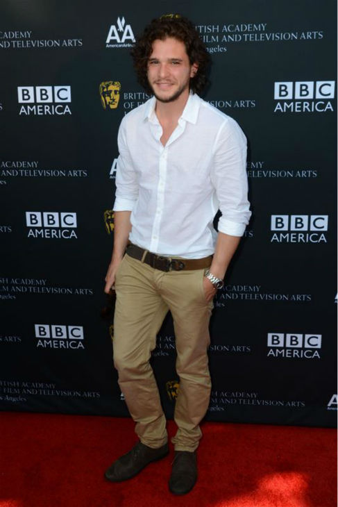 "<div class=""meta ""><span class=""caption-text "">The 'Jon-Snow-Knows-Nothing-At-The-2011-Entertainment-BAFTA-Los-Angeles-TV-Tea-Party' stare. (Kit Harington appears at the event in Beverly Hills, California on Sept. 17, 2011.) (Tony DiMaio / Startraksphoto.com)</span></div>"