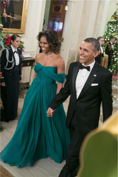"<div class=""meta image-caption""><div class=""origin-logo origin-image ""><span></span></div><span class=""caption-text"">President Barack Obama and wife Michelle attend a ceremony for the 2013 Kennedy Center honorees in Washington D.C. on Dec. 8, 2013. (Kristoffer Tripplaar / POOL / Startraksphoto.com)</span></div>"