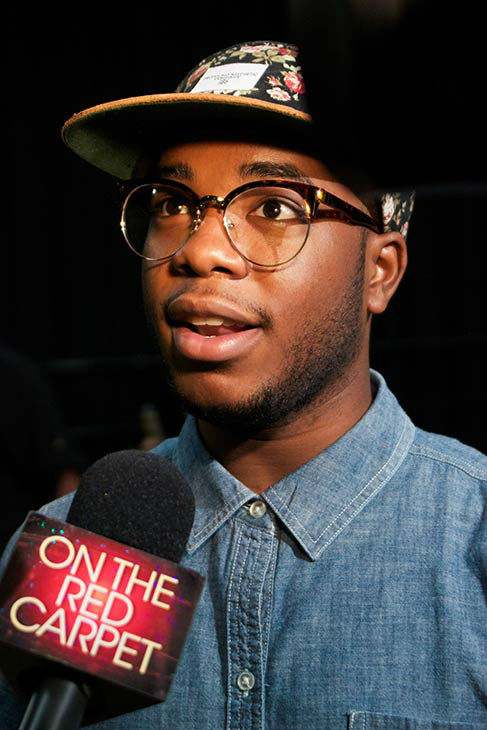 "<div class=""meta ""><span class=""caption-text "">Burnell Taylor talks to OTRC.com at a rehearsal for the 'American Idol LIVE!' 2013 summer tour in Burbank, California on July 9, 2013. He is one of 11 singers who competed during the recent 12th season, coming in 7th place, and will perform at 30 concerts across the United States and Canada, from July 19 to Aug. 31. (Aaron Frank / OTRC)</span></div>"