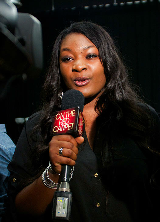 "<div class=""meta ""><span class=""caption-text "">Candice Glover talks to OTRC.com at a rehearsal for the 'American Idol LIVE!' 2013 summer tour in Burbank, California on July 9, 2013. Glover, who won the recent 12th season of the FOX singing competition series, is one of 11 singers who will perform at 30 concerts across the United States and Canada, from July 19 to Aug. 31. (Aaron Frank / OTRC)</span></div>"