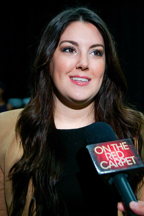 Kree Harrison talks to OTRC.com at a rehearsal for the 'American Idol LIVE!' 2013 summer tour in Burbank, California on July 9, 2013. Harrison, who was the runner-up of the recent 12th season, is on