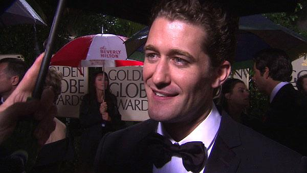 Matthew Morrison - Provided courtesy of KABC
