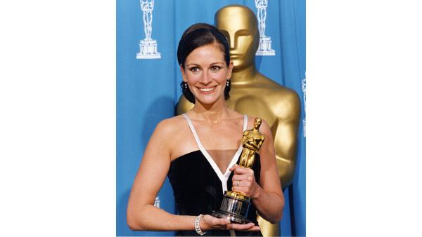Best Leading Actress at 2001 Oscars: Julia Roberts for 'Erin Brockovich'