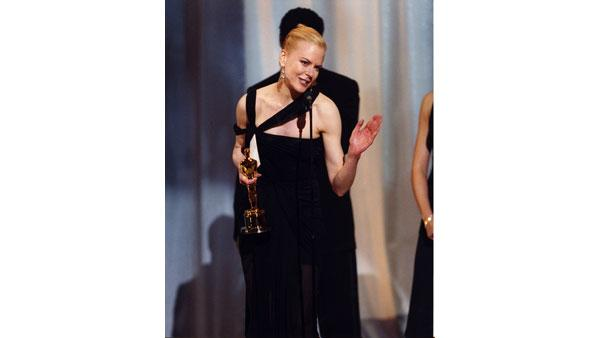 Best Leading Actress at 2003 Oscars: Nicole Kidman for 'The Hours'