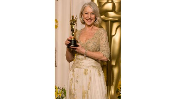Best Leading Actress at 2007 Oscars: Helen Mirren for 'The Queen'