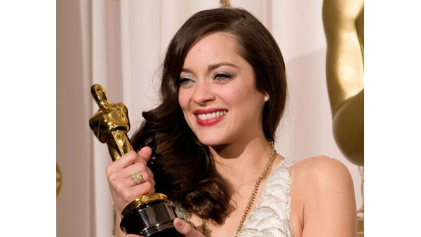 Best Leading Actress at 2008 Oscars: Marion Cotillard for 'La Vie En Rose'