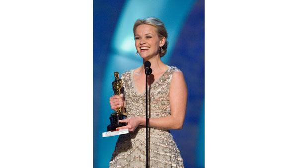 Best Leading Actress at the 2006 Oscars: Reese Witherspoon for 'Walk the Line'
