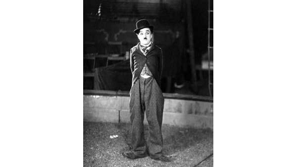 In 1929, Charlie Chaplin was awarded the Oscars statuette for 'versatility and genius' in acting, writing, directing an