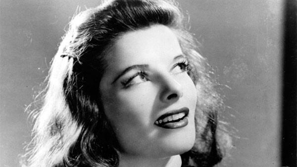 Actress Katharine Hepburn is shown in this 1941 file photo.