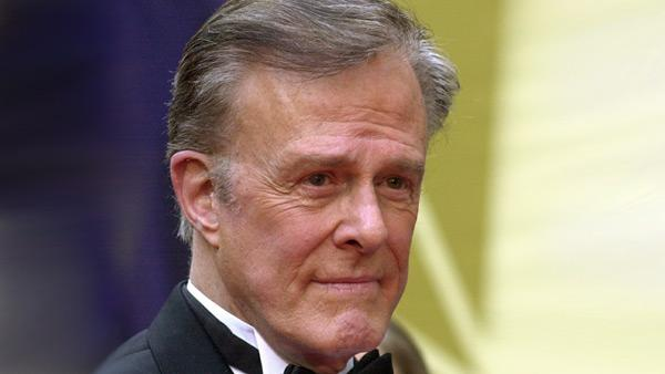 Robert Culp arrives at NBC's 75th anniversary celebration in this May 5, 2002, file photo in New York.