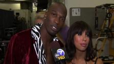 Chad Ochocinco says he doesnt rely on voters to remain on the show, while Cheryl Burke reminds him of their significance. - Provided courtesy of KABC