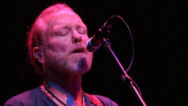 Gregg Allman appears in an undated 2010 photo posted on his website. - Provided courtesy of Randy Pineau / GreggAllman.com
