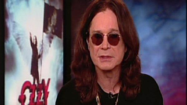 Rocker Ozzy Osbourne released his first new album in three years, Scream, and is set to go on tour. - Provided courtesy of KABC