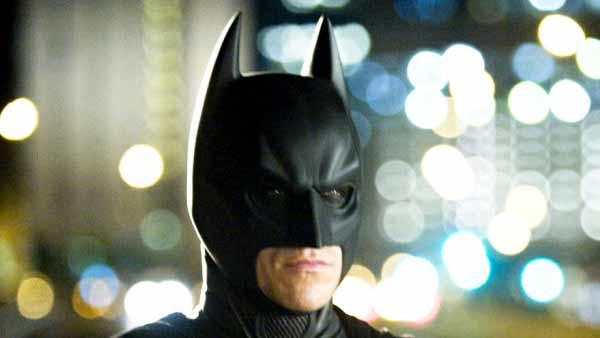 Christian Bale appears as Batman in Batman Begins in 2005. - Provided courtesy of Warner Bros.