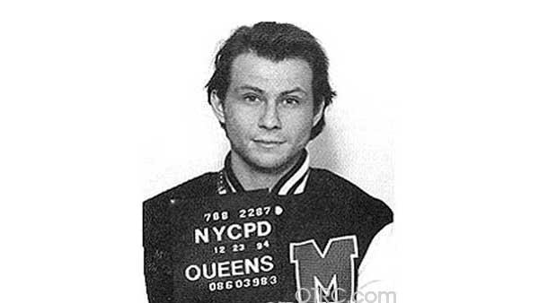 Christian Slater arrest photo