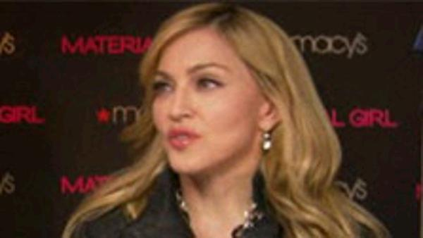 Madonna and 13-year-old daughter Lourdes, who goes by Lola, to debut Material Girl line at Macys on August 3. - Provided courtesy of Photo courtesy of 4Sight Media Relations